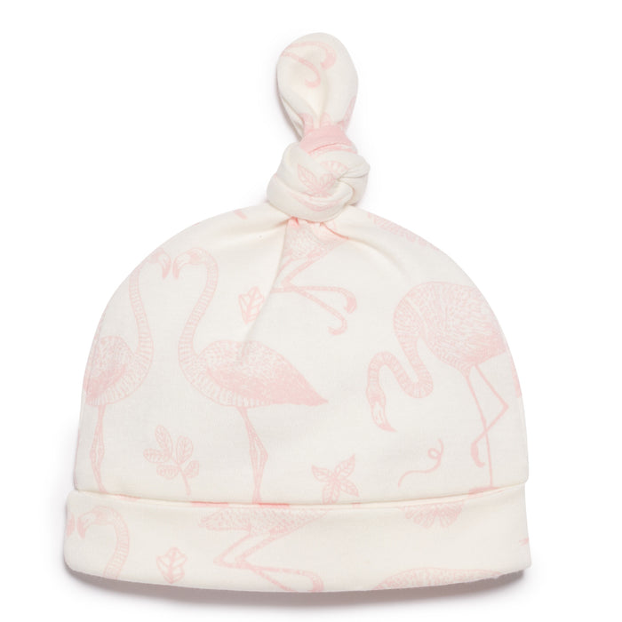 Wilson & Frenchy Flamingo Knot Hat