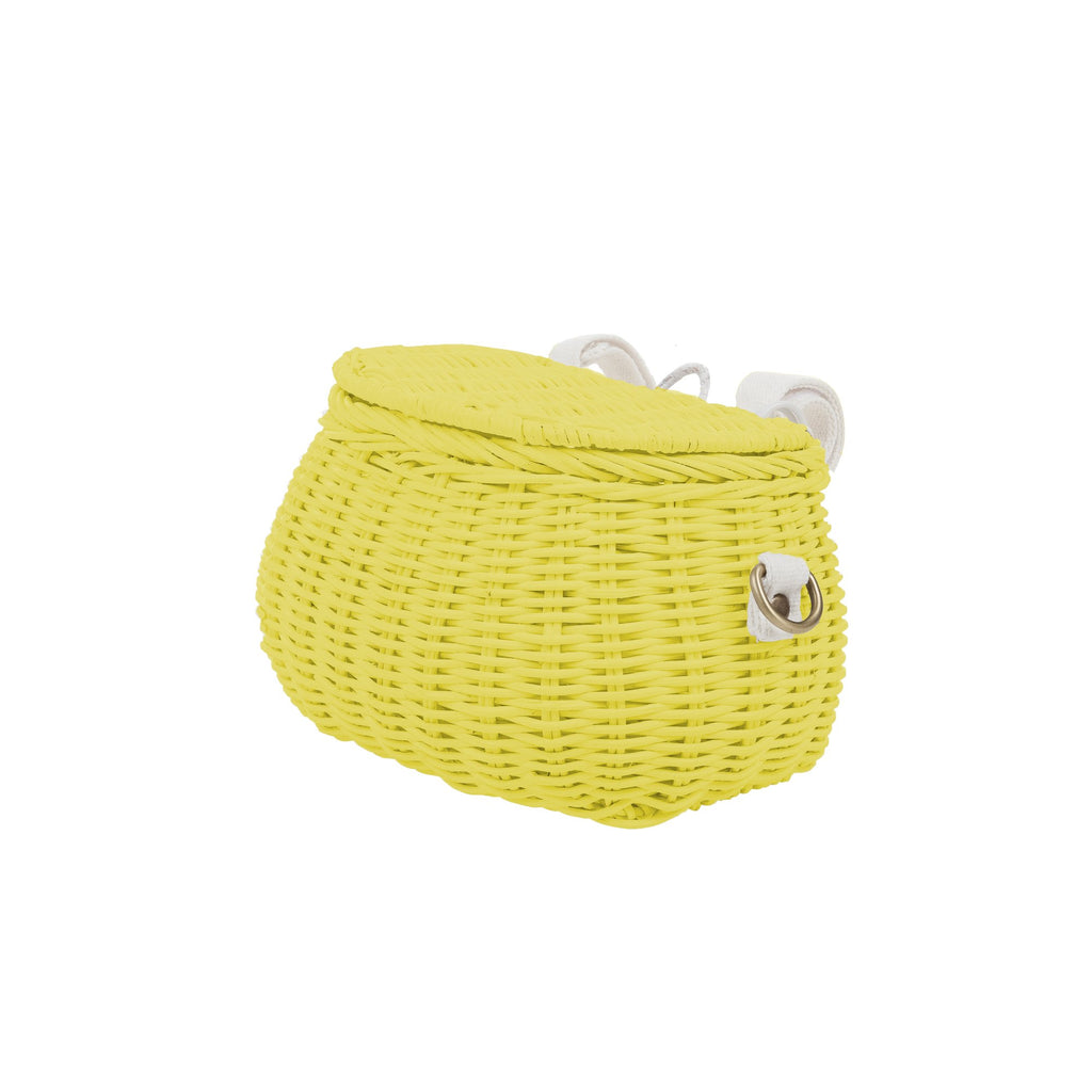 Olli Ella Minichari Bag (Yellow)