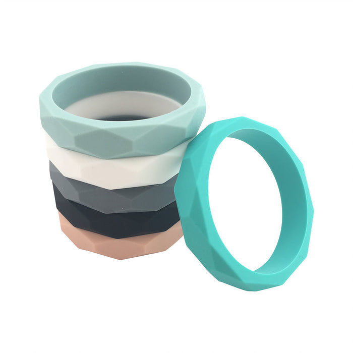 Silicone Teething Bangle