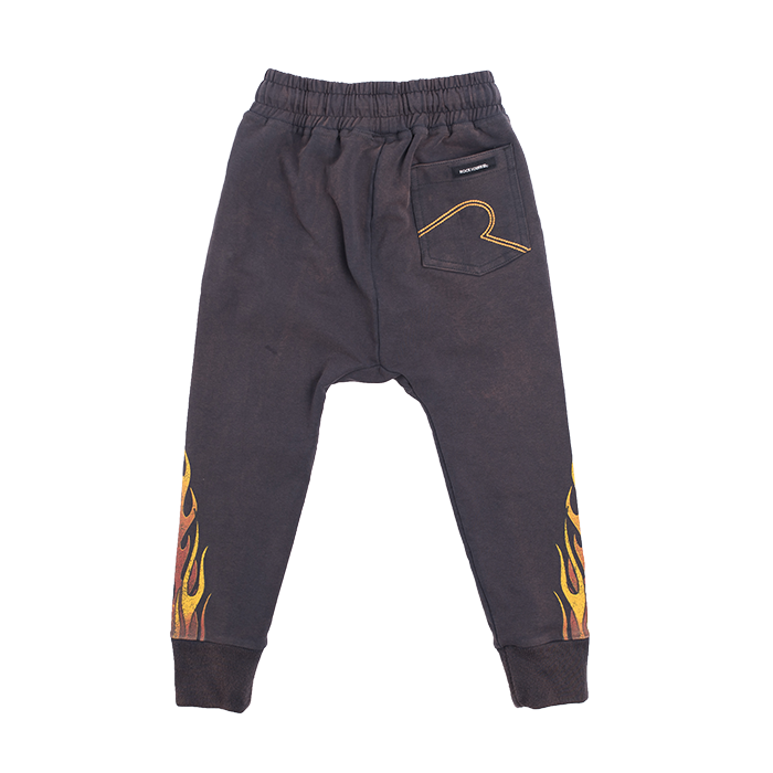 Rock Your Kid Karma To Burn Track Pants