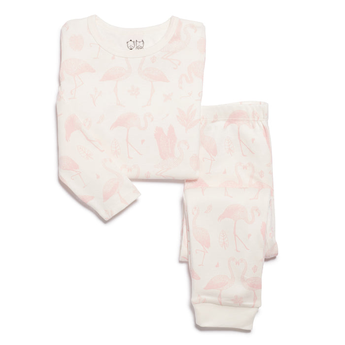Wilson & Frenchy Flamingo Pyjama Set