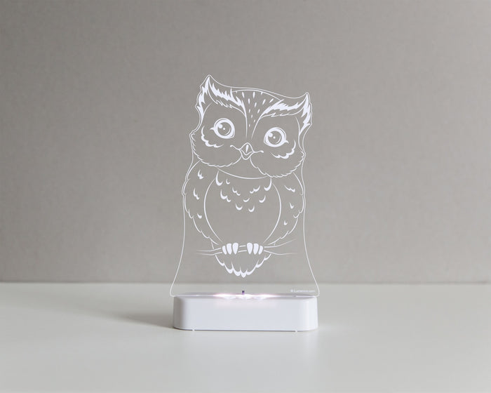 Aloka LED Sleepy Light - Owl