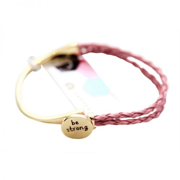 Harper Bee Be Strong Bangle