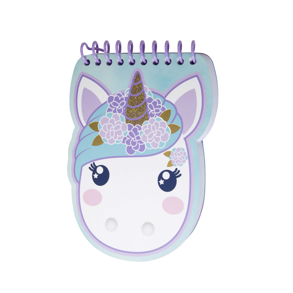 Unicorn Die Cut Notepad