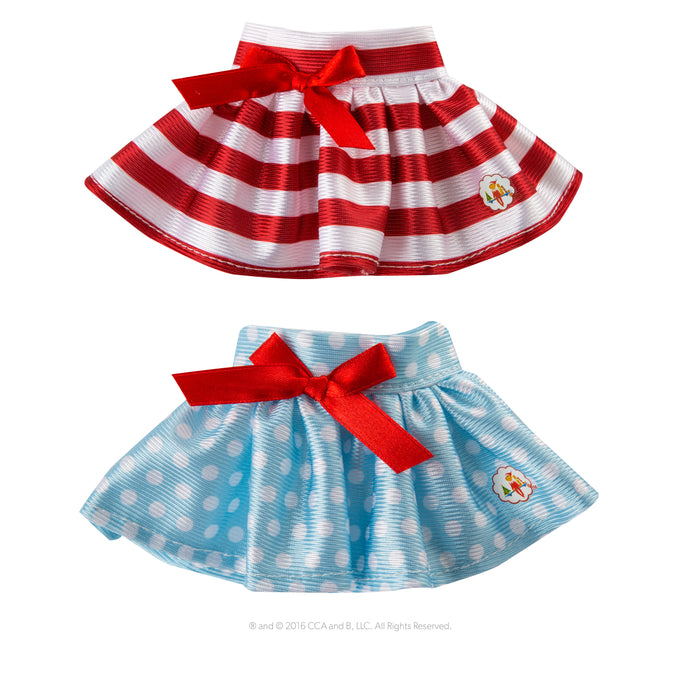 Claus Couture - Twirling Snow Skirts (2pk)
