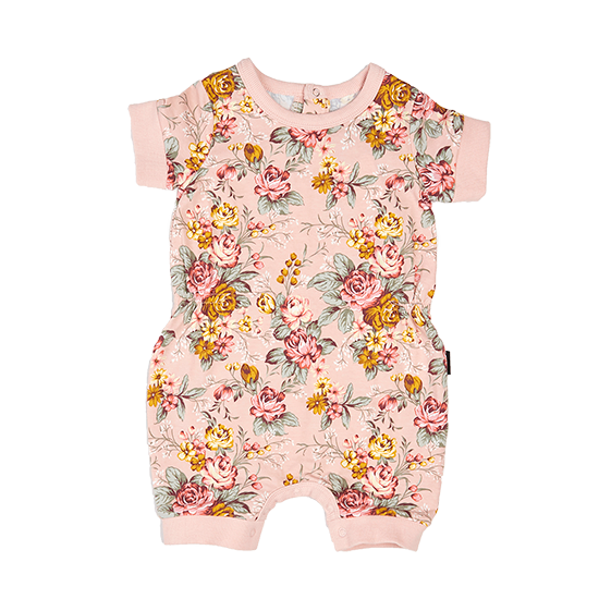 Rock Your Baby Eileen - SS Playsuit