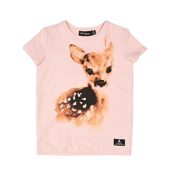 Rock Your Kid Fawn Darling - SS T-Shirt