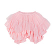 Paper Wings Frilled Tulle Skirt (Light Pink)