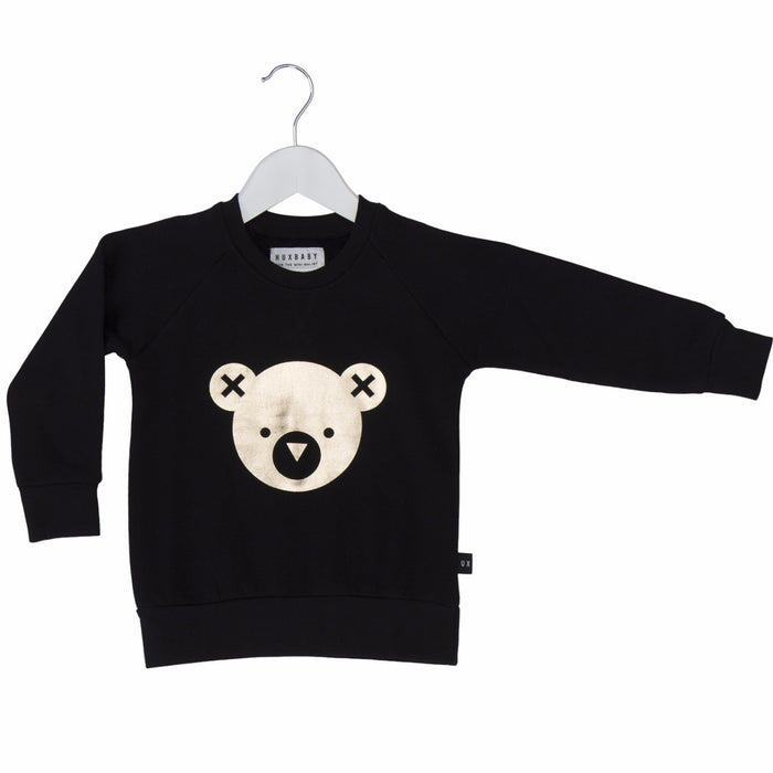 Hux Bear Fleece Sweatshirt