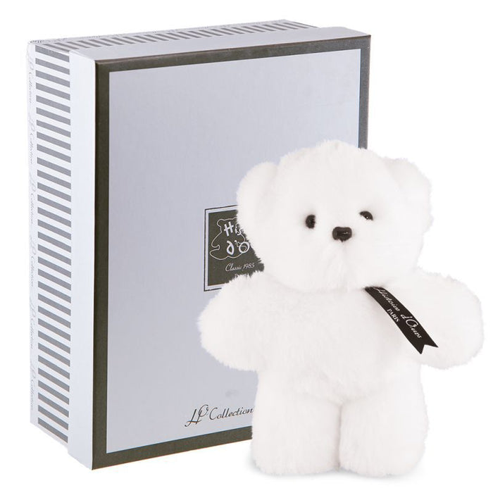 Histoire D'ours Mini Baby Bear (White)