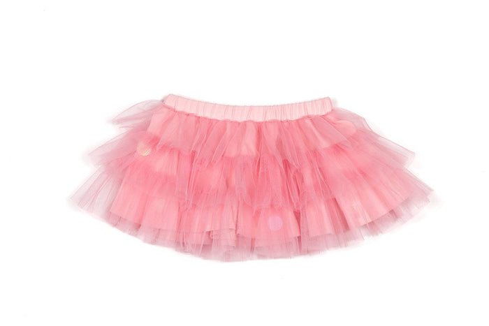 Little Wings Tutu Skirt - Light Pink