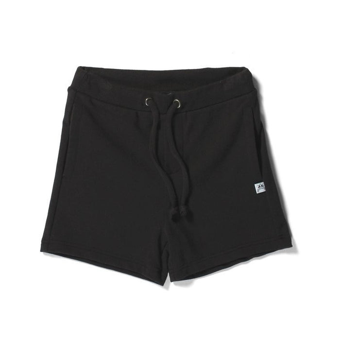 Littlehorn Logo Short (Black)