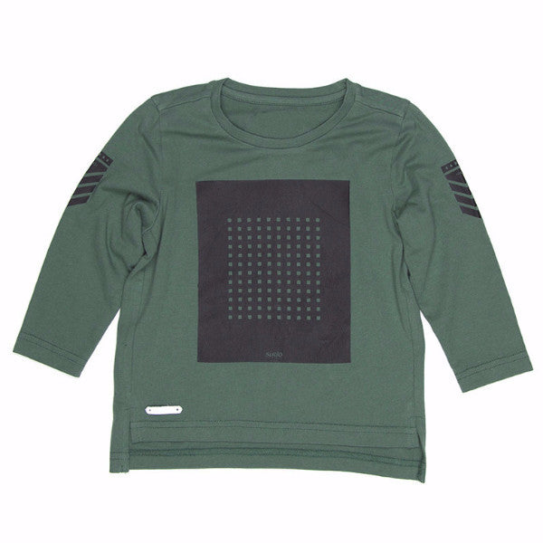 Sudo Classified L/S T-Shirt (Admiral)