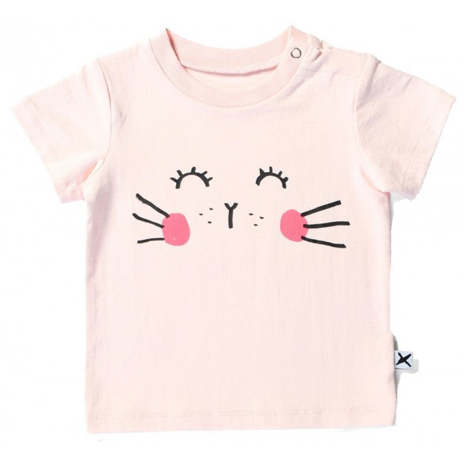 Bunny Face Domed Tee (Bal)