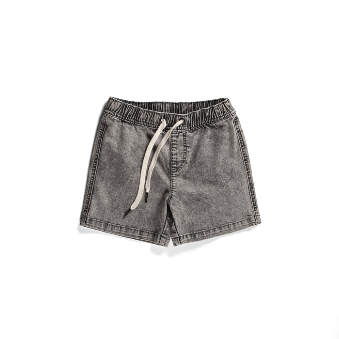 Minti Volley Short (Black Wash)