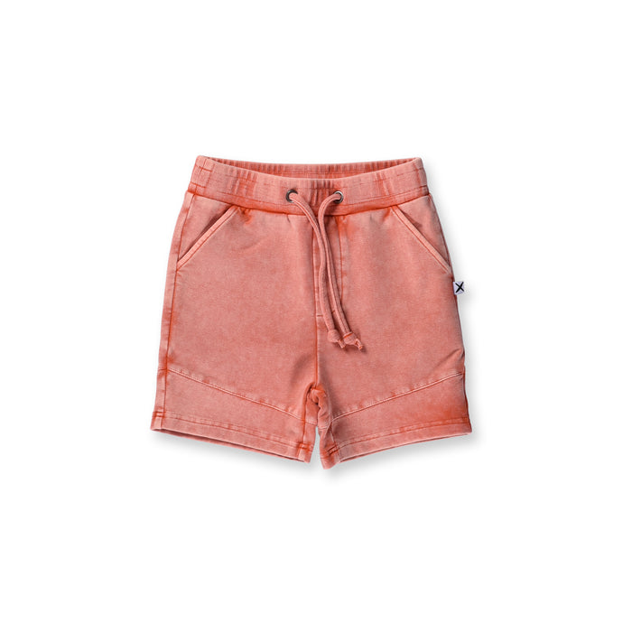 Minti Sliced Short (Orange Wash)