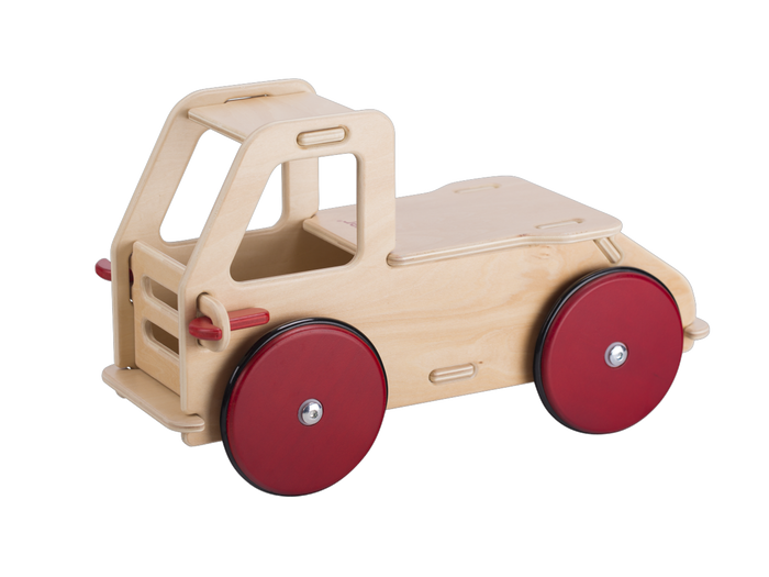 Moover Baby Truck (Natural)