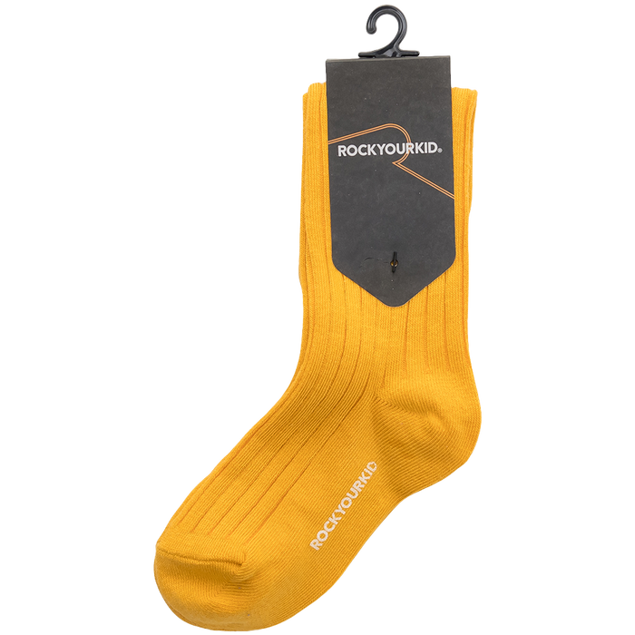 RYB Mustard Socks (Yellow)