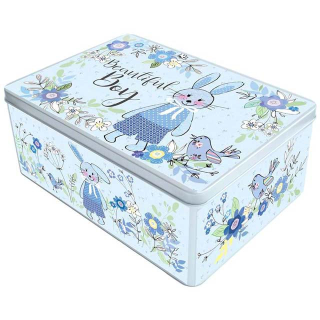 Peel Keepsake Tin (Lge)