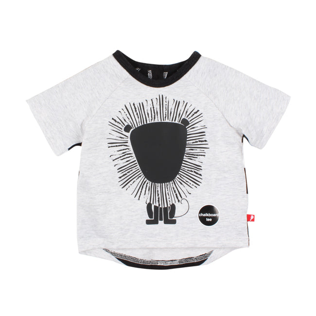 Fox & Finch Zoology Lion Tee