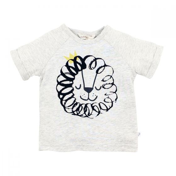 Fox & Finch Safari 'Lion Face' Tee