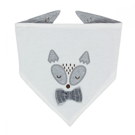 Fox & Finch Little Mr Scarf Bib