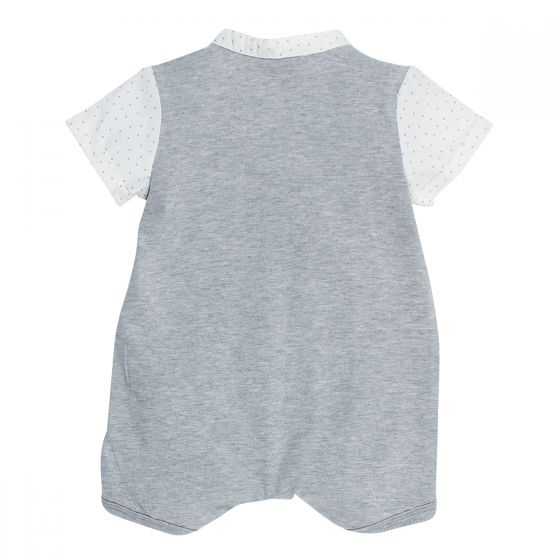 Fox & Finch Little Mr Fox Pocket Romper