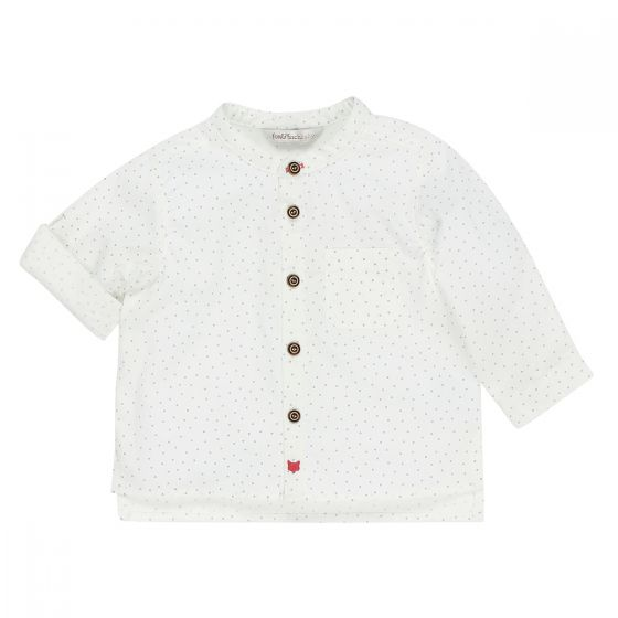 Fox & Finch Little Mr Print Shirt