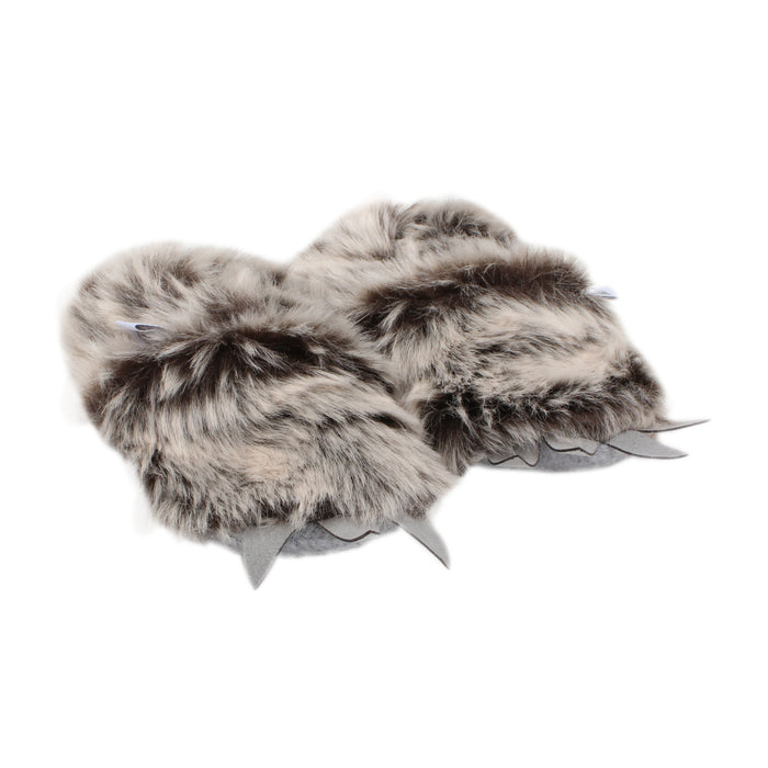 Fox & Finch Algoma Bear Foot Booties (Cloud)
