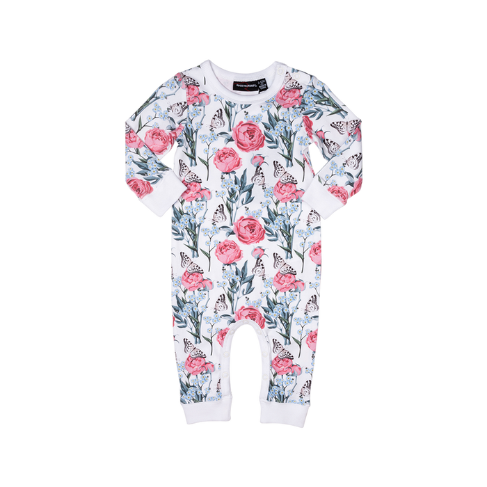 RYB Forget Me Not LS Playsuit