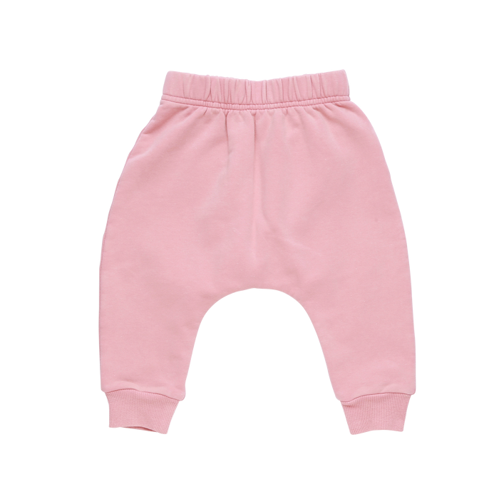 RYB Drop Crotch Pants (Pink)
