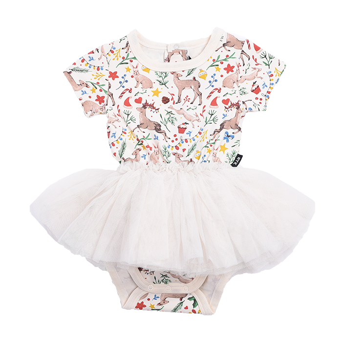 Rock Your Baby Xmas - SS Circus Dress