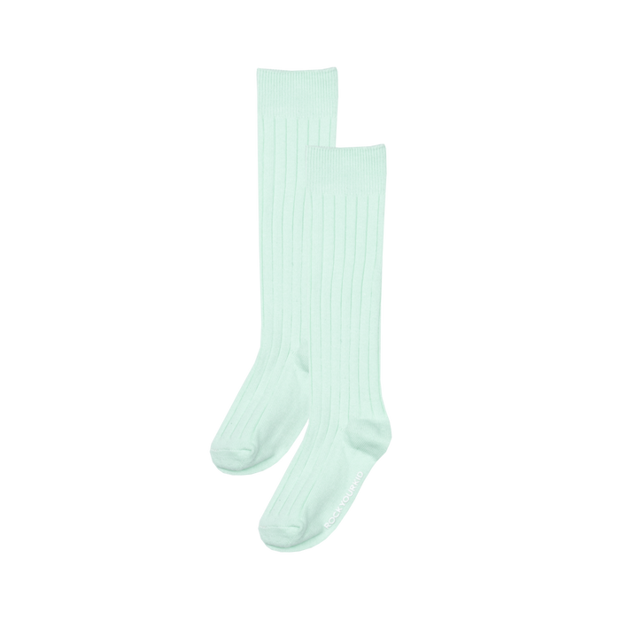 RYK Mint Knee High Socks