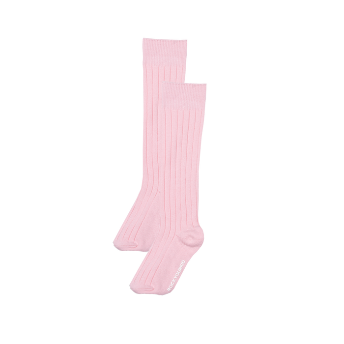 RYK Light Pink Knee High Socks