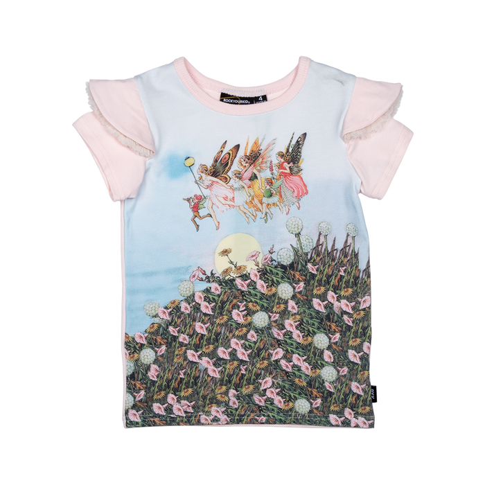 RYK Moonlight Fairies SS T-Shirt