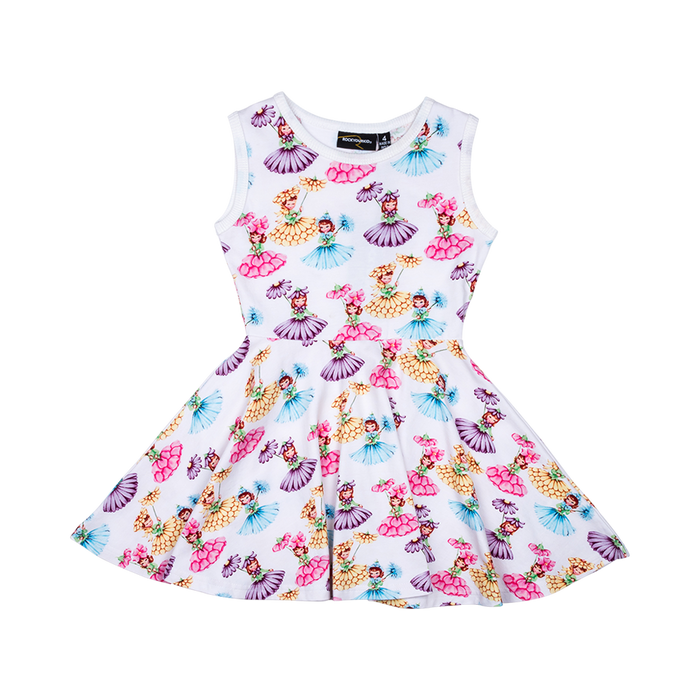 RYK Parasol Girls Waisted Dress