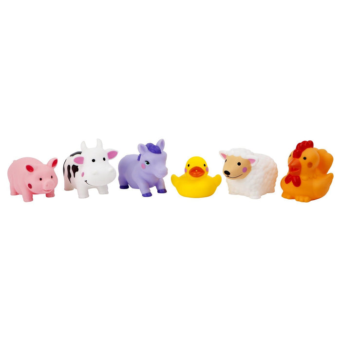 Sunnylife Bath Sq. Farm Animals S6