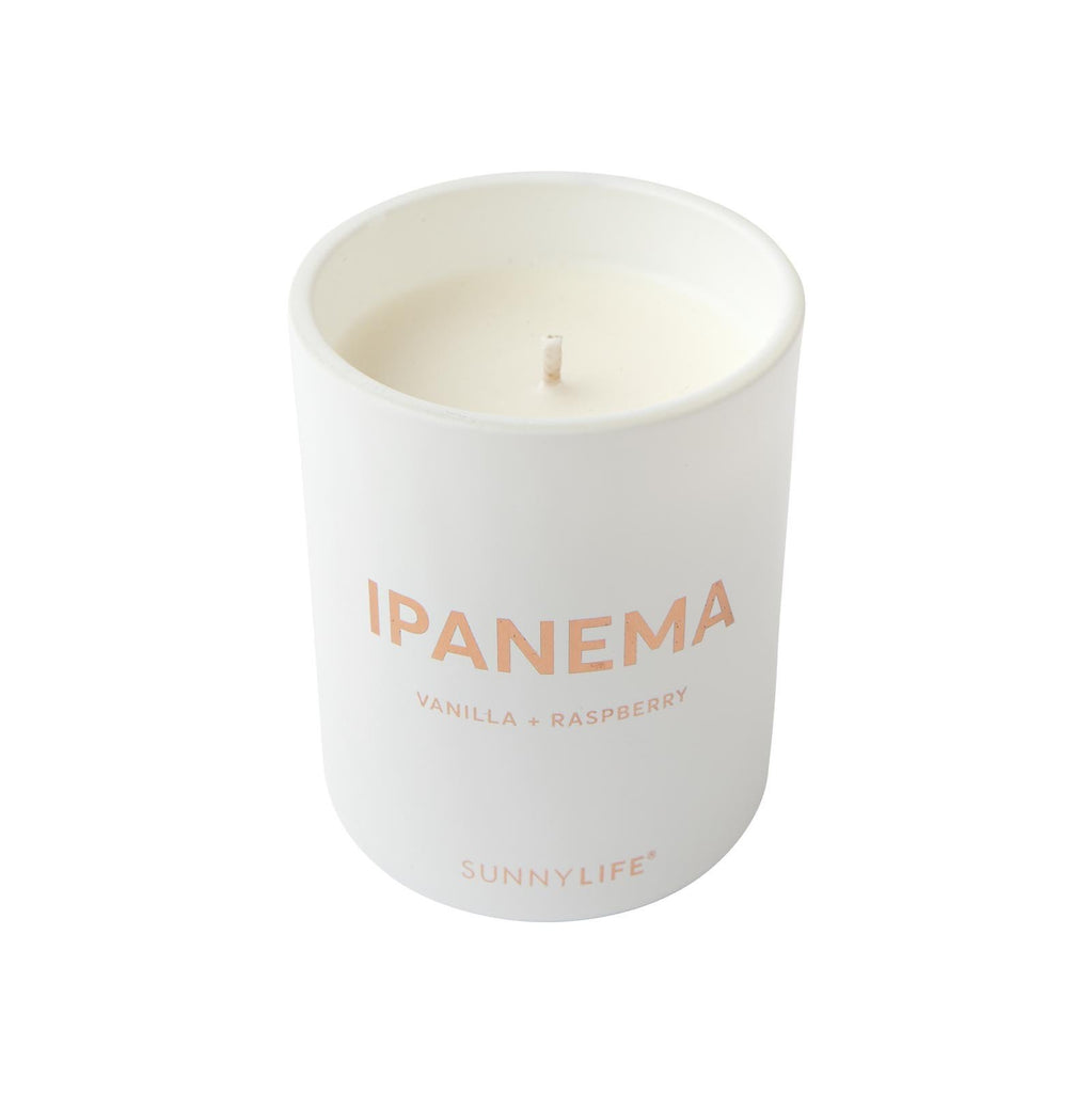 Sunnylife Scented Candle Small Ipanema