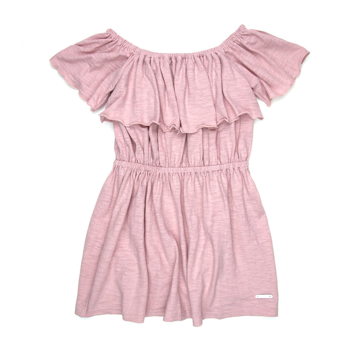 Sudo Lily Rose Ruffle Dress