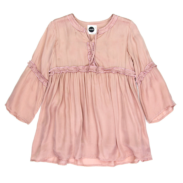 Sudo Ginger Dress (Delicate Pink)