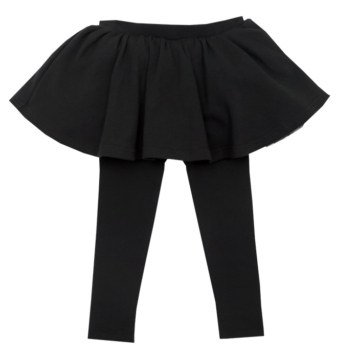 RYB Skirted Tights (Black)