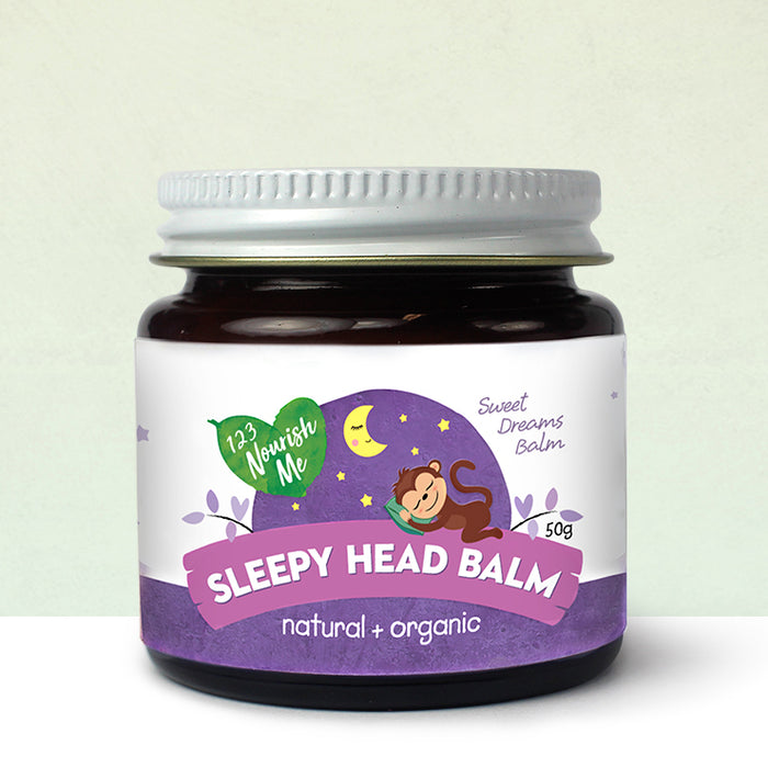 123 Nourish Me Sleepy Head Balm