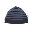 Bebe River Stripe Beanie w/Band