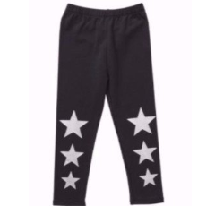 Hootkid All Stars Legging (Black)