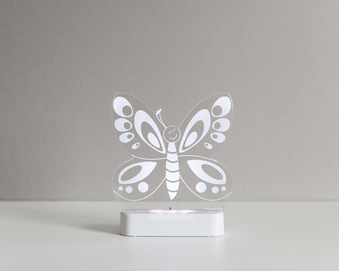 Aloka LED Sleepy Light - Butterfly