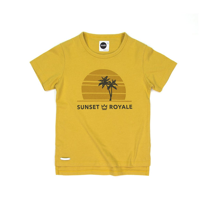 Sudo Sunset Tee