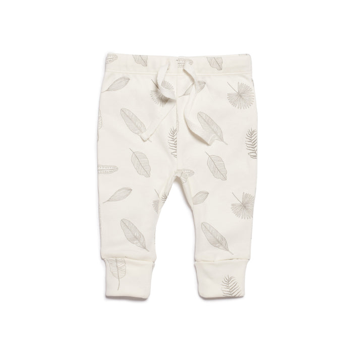Wilson & Frenchy Tiny Leaf Legging