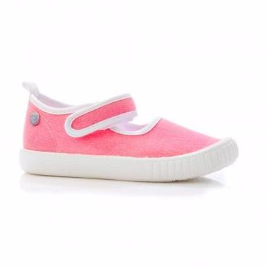 Walnut Classic MJ (Lurex Neon Pink)