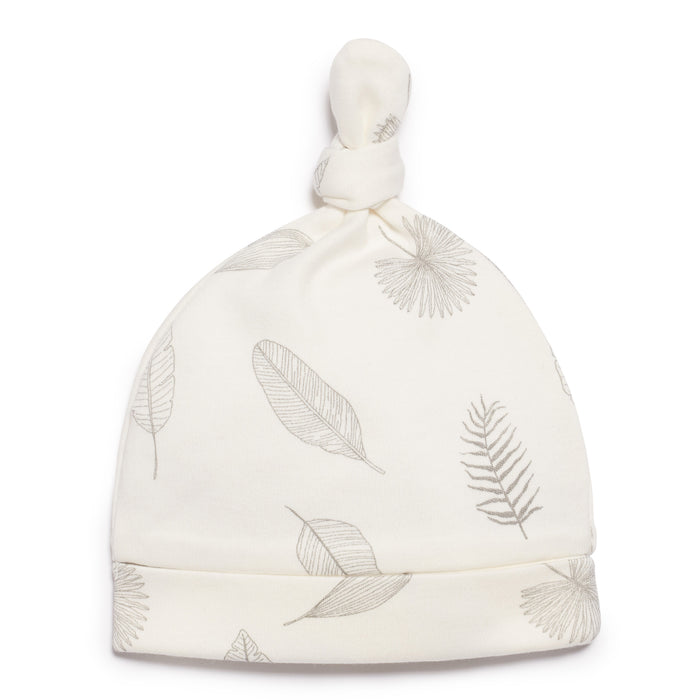 Wilson & Frenchy Tiny Leaf Knot Hat