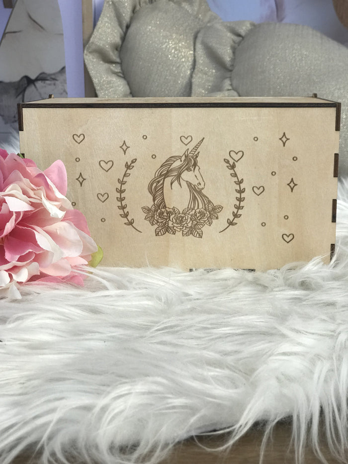 Devine Design Keepsake Box
